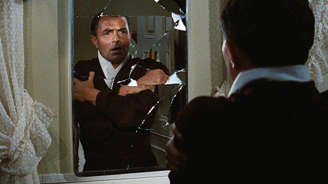 Σκηνές στο Σινεμά: «Πίσω απ' τον Καθρέφτη» του Νίκολας Ρέι
