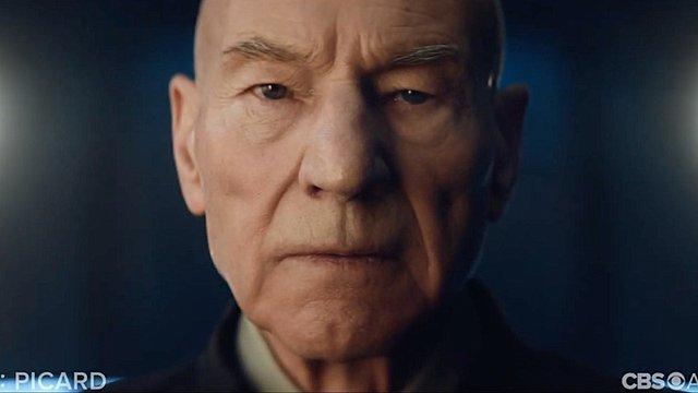 Τρέιλερ «Star Trek: Picard»: Από το Starfleet στους αμπελώνες