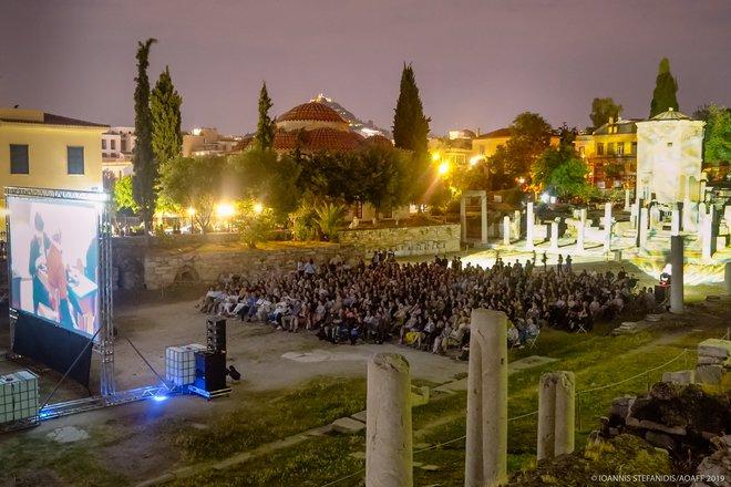 Μια μαγευτική και υπέρλαμπρη έναρξη στη Ρωμαϊκή Αγορά για το 9ο Φεστιβάλ Θερινού Κινηματογράφου της Αθήνας [photos]