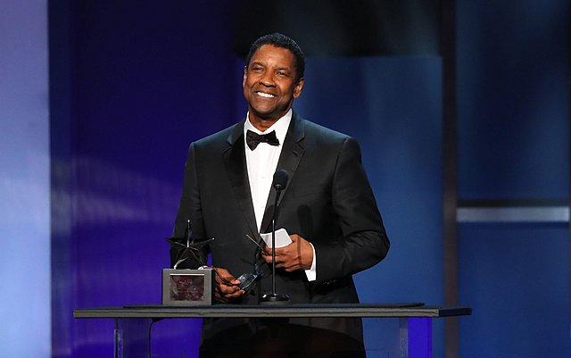 «Ο καλύτερος όλων των εποχών»: Το American Film Institute τίμησε τον Ντενζέλ Γουάσινγκτον