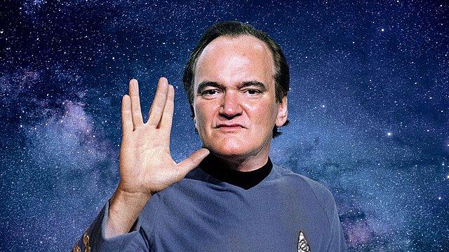 Ο Κουέντιν Ταραντίνο επιβεβαίωσε πως το σενάριο του «Star Trek» που οραματίστηκε έχει ολοκληρωθεί