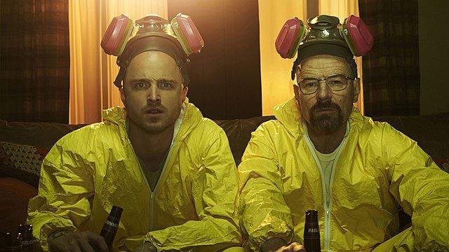 Μπράιαν Κράνστον και Άαρον Πολ προμηνύουν σύντομα reunion «Breaking Bad»;