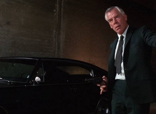«Point Blank» and Lee Marvin at Avdi Square