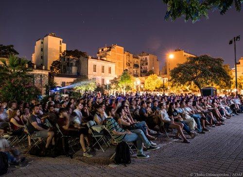02 Ιουλίου 2019 - «Ο Επαναστάτης του Αλκατράζ», Πλατεία Αυδή