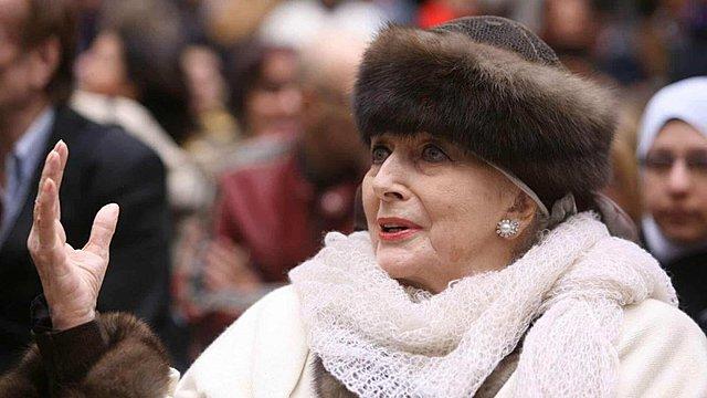 Βαλεντίνα Κορτέζε: Μικρός αποχαιρετισμός για μια μεγάλη κυρία