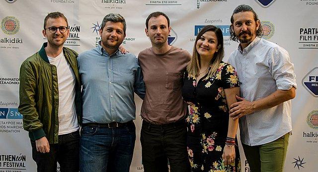 Ιτς ολ γκρικ του μι! Η ομάδα του Parthenώn Film Festival σε κινηματογραφικές αναμνήσεις Made in Greece
