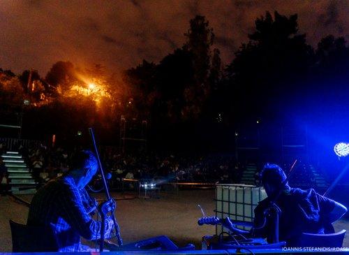 15 Ιουλίου 2019 - «Η Αυγή», Θέατρο Ρεματιάς