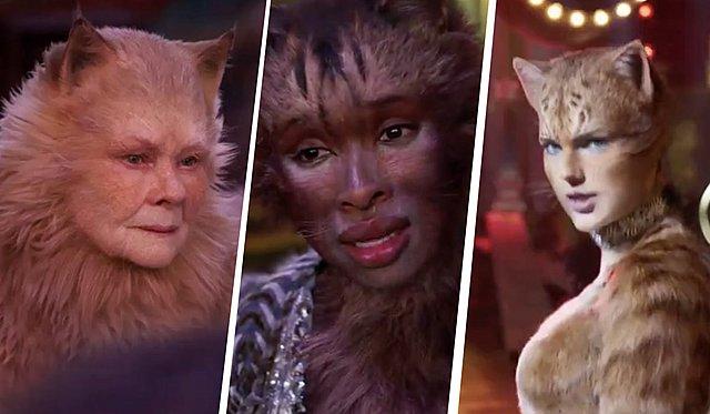 Μας σηκώθηκε η τρίχα! Το τρέιλερ του «Cats» κυκλοφόρησε και είναι... άβολο