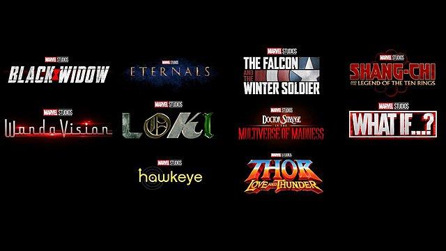 Marvel επέλαση! Το στούντιο ανακοίνωσε τους τίτλους και τις ημερομηνίες εξόδου της Φάσης 4