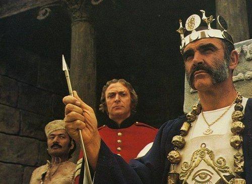 Ο Άνθρωπος που θα Γινόταν Βασιλιάς / The Man Who Would Be King