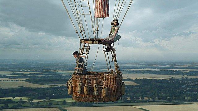Τρέιλερ «The Aeronauts»: Φελίσιτι Τζόουνς και Έντι Ρέντμεϊν πετούν ψηλά