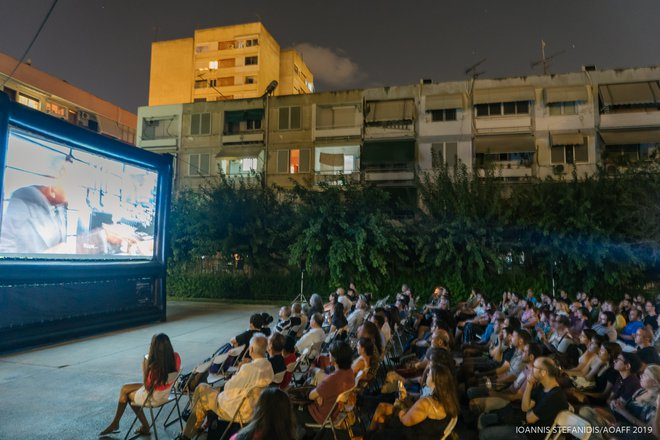 To «Brazil» έριξε την αυλαία του 9ου Athens Open Air Film Festival [photos]