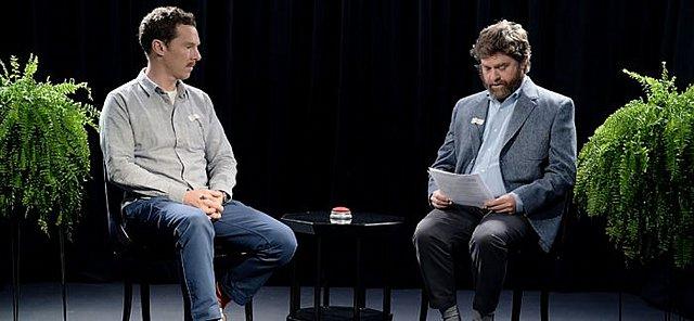 Ο Ζακ Γαλιφιανάκης παίρνει τους δρόμους στο τρέιλερ του «Between Two Ferns: Η Ταινία»
