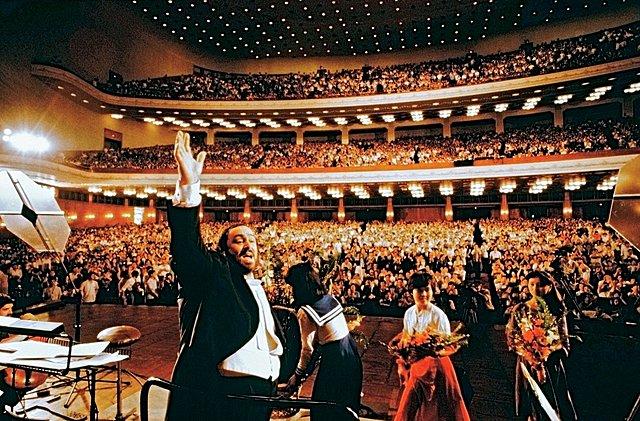 Vincerò! Το ντοκιμαντέρ του Ρον Χάουαρντ για τον Λουτσιάνο Παβαρότι σήμερα στις 25ες Νύχτες Πρεμιέρας