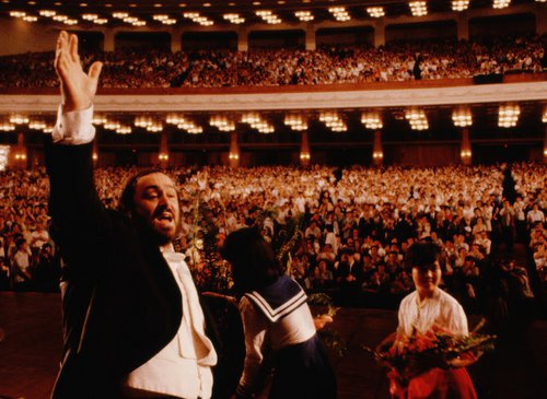 Vincerò! Ron Howard's documentary about Pavarotti at the 25th Athens International Film festival
