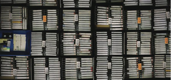 Τα Χρονικά της Μάριον Στόουκς / Recorder: The Marion Stokes Project