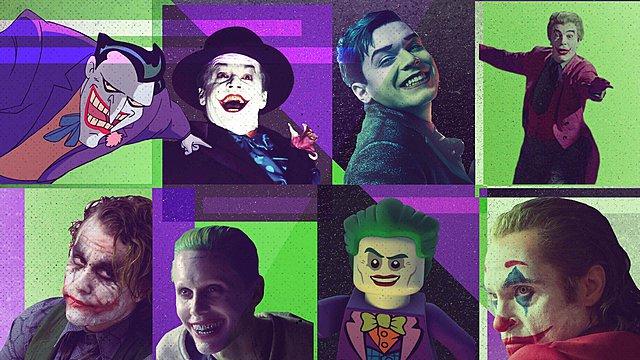 Βίντεο: Η ιστορία του χαρακτήρα του Joker