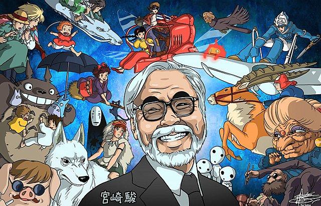 Βίντεο: Ο Χαγιάο Μιγιαζάκι, ο ουρανός, η ελευθερία και τα...αερόπλοιά του