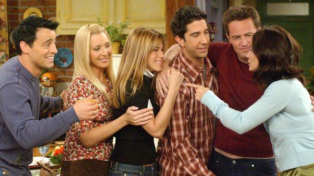 Το HBO Max σχεδιάζει ένα ειδικό επεισόδιο reunion για τα «Φιλαράκια»