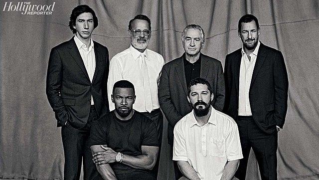 «Ο θάνατος είναι εύκολος, η κωμωδία είναι δύσκολη»: Οι άντρες ηθοποιοί της χρονιάς στο Hollywood Reporter