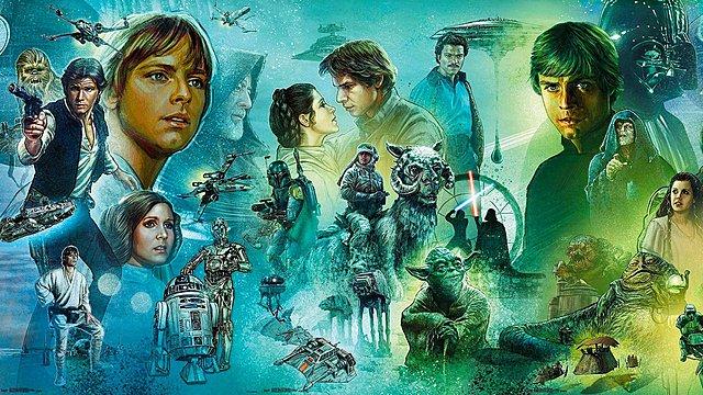 Star Wars (1977-1983): Η γέννηση της Δύναμης (μέρος 1)