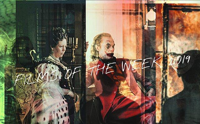 Ανασκόπηση 2019: Οι Ταινίες της Εβδομάδας