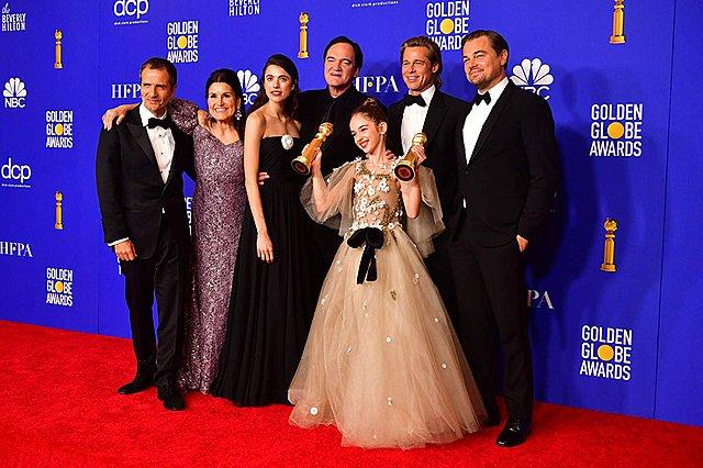 Ανατροπή με «1917», 3 βραβεία στο «Κάποτε στο Χόλιγουντ» και Χοακίν Φίνιξ στους μεγάλους νικητές των Χρυσών Σφαιρών