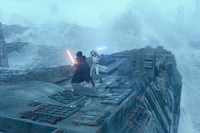 Το ακυρωμένο σενάριο του τελευταίου «Star Wars» είχε πολλές διαφορές σε σχέση με την ταινία που είδαμε