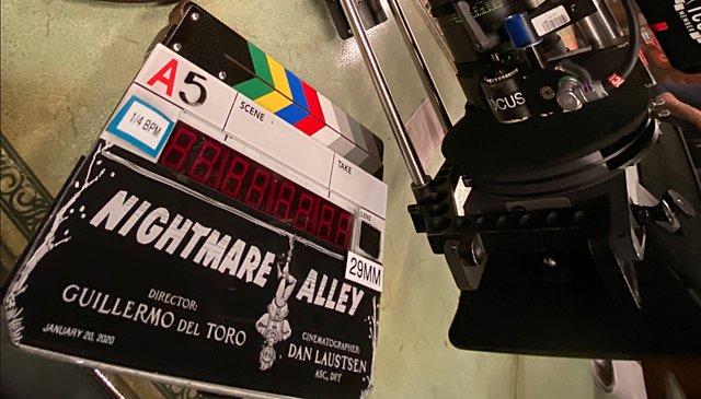 Το «Nightmare Alley» του Γκιγιέρμο ντελ Τόρο ξεκίνησε γυρίσματα