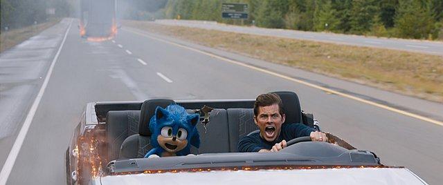 Sonic Η Ταινία