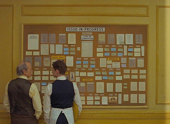 Γαλλικό Σινεμά: Οι 5 ταινίες που έδειξε ο Γουές Άντερσον στους συνεργάτες του «French Dispatch»