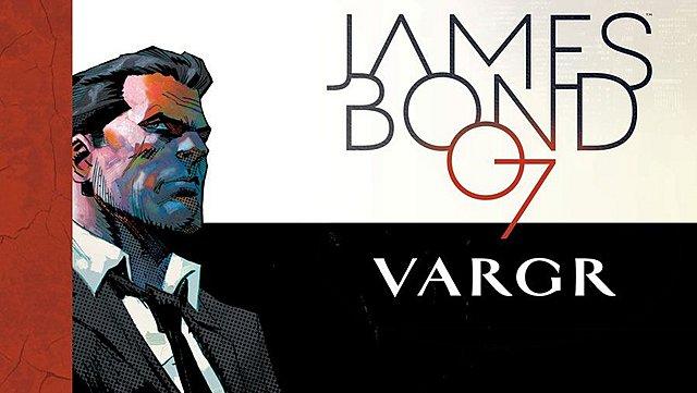 Μέχρι να δείτε το «No Time To Die» τι; Κερδίστε το κόμικ «James Bond: Επιχείρηση Vargr»!