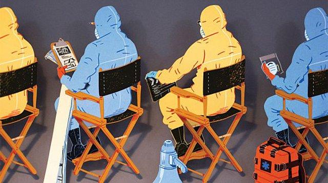 Σ.Ο.Σ. Χόλιγουντ: Η βιομηχανία του σινεμά σε κρίση