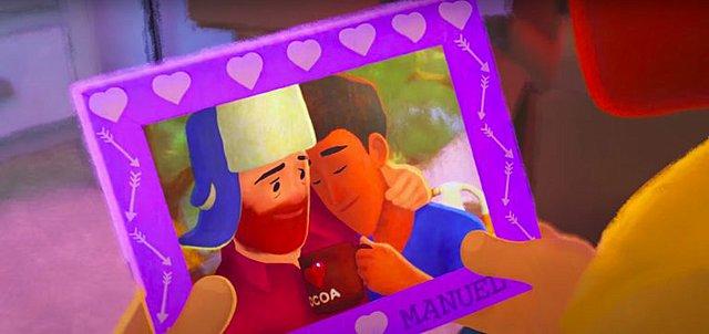 Τρέιλερ «Out»: Μία συγκινητική LGBTQ ιστορία της Pixar ντεμπουτάρει στο Disney+