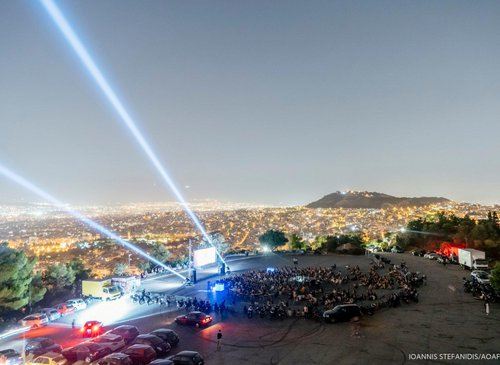 Join the team of the 10th Athens Open Air Film Festival
