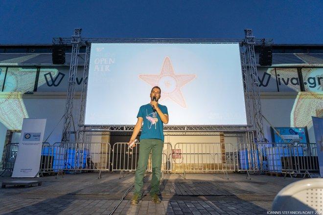 We are back! H πρεμιέρα του 10ου AOAFF στην Τεχνόπολη με «Jackie Brown» [photos]