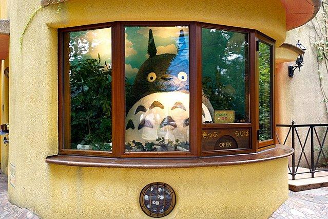 Domo arigato! Το στούντιο Ghibli «ανοίγει» το μουσείο του για virtual ξενάγηση