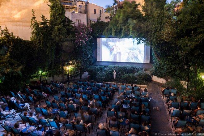 10ο Athens Open Air Film Festival και καυτή «Έξαψη» στο Σινέ Ριβιέρα [photos]