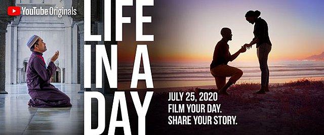 Τι θα κάνετε 25 Ιουλίου; Ρίντλεϊ Σκοτ και Κέβιν Μακντόναλντ θέλουν να μοιραστείτε τη ζωή σας