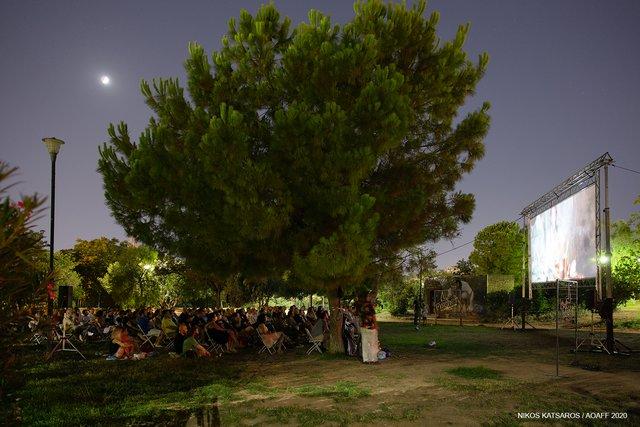 10ο AOAFF: «Ο Καλός, ο Κακός και ο Άσχημος» αποθεώθηκαν το Σάββατο στην Ακαδημία Πλάτωνος