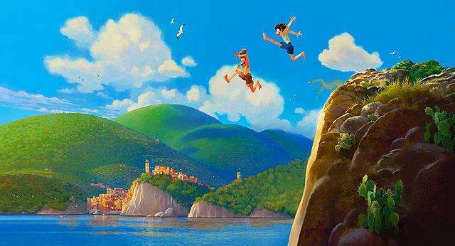 «Luca»: Η επόμενη ταινία της Pixar είναι μία ιστορία φιλίας στην ιταλική ριβιέρα