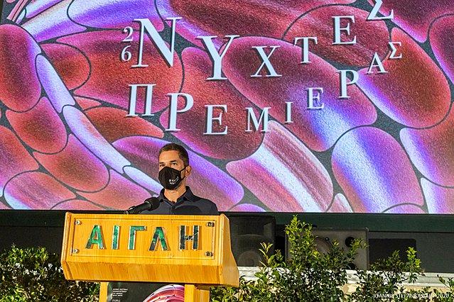 Η Συνέντευξη Τύπου του 26ου Διεθνούς Φεστιβάλ Κινηματογράφου της Αθήνας Νύχτες Πρεμιέρας