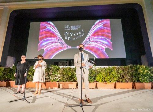 26th Athens International Film Festival: Opening Ceremony
