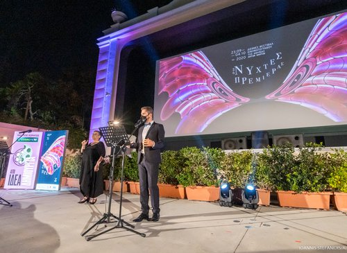 Closing Ceremony & Awards presentation of the 26th Athens International Film Festival