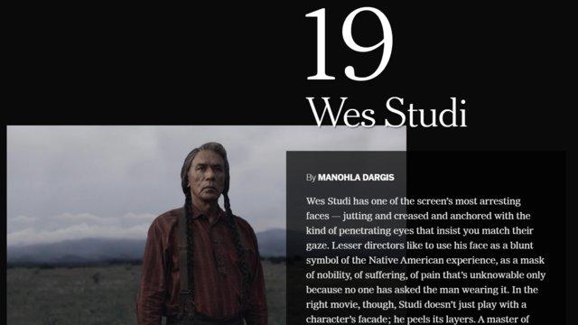 Οι New York Times επιλέγουν τους 25 καλύτερους ηθοποιούς του 21ου αιώνα