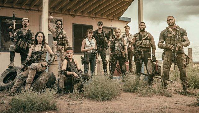 «Army of the Dead»: αυτή είναι η νέα ταινία του Ζακ Σνάιντερ για το Netflix
