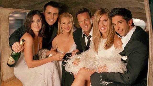 I'll Be There for You! Το reunion «Friends» θα γυριστεί αυτή την εβδομάδα και έχει τρέιλερ