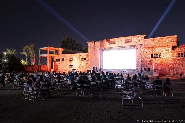 AOAFF 2021: Το θρυλικό «Επάγγελμα Ρεπόρτερ» ταξίδεψε τους θεατές χθες στην Ελευσίνα