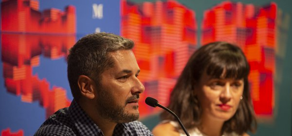 Press Conference of the 25th Athens International Film Festival