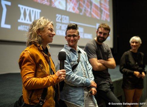 27th Athens International Film Festival: Day #7 [photos]
